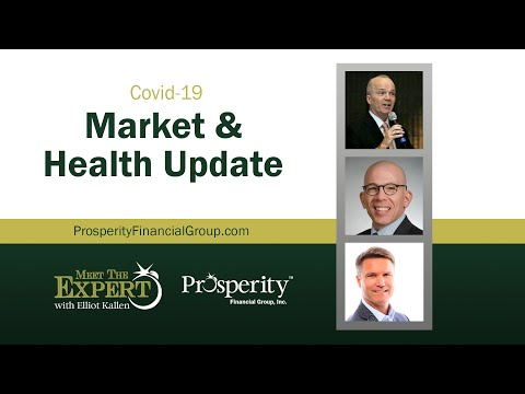 Meet The Expert with Elliot Kallen - Ep 2 - Market and Health Update