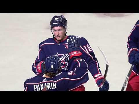 Video: Colorado Avalanche vs Columbus Blue Jackets   NHL   OCT-09-2018   19:00 EST