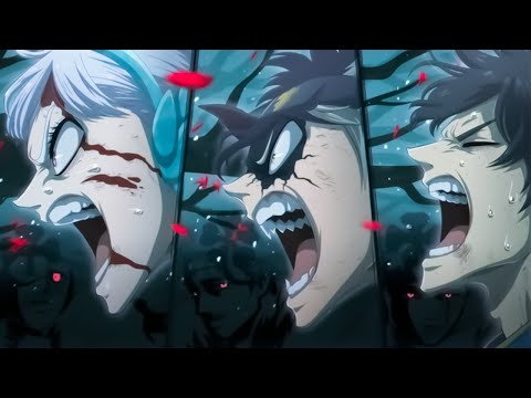 Black Clover「AMV」Impossible ᴴᴰ