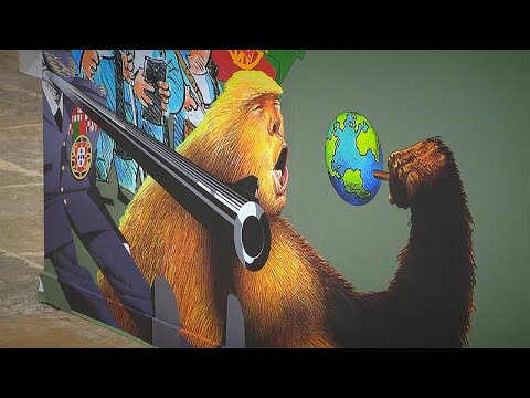 Η Διεθνής Έκθεση Γελοιογραφίας Cartoon Xira