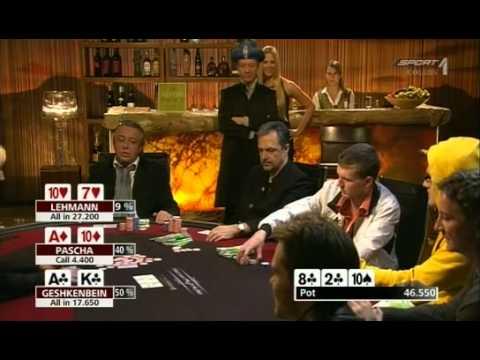 German High Roller 2011 Staffel 5 Folge 3 4 von 6