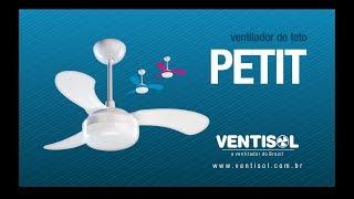 Ventilador de Teto Petit