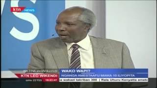 Wako Wapi: Francis Ngang'a Aliyekuwa Katibu Mkuu Wa KNUT 30th April 2016
