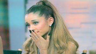 Video Ariana Grande's Reaction To Big Sean Talking About Her PU$$Y MP3, 3GP, MP4, WEBM, AVI, FLV Juni 2018