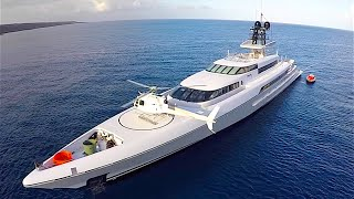 Motor Yacht Dragonfly was dispatched to Vanuatu to provide disaster relief after Cyclone Pam struck the remote islands on March...