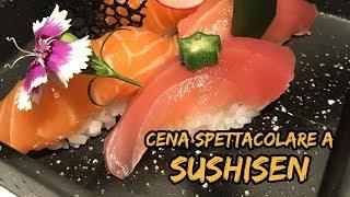 Video Mangiamo SUSHI SPETTACOLARE a Sushisen: la cucina giapponese nel cuore di Roma MP3, 3GP, MP4, WEBM, AVI, FLV Januari 2019
