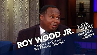 Video Roy Wood Jr. Casts Doubt On Trump's Claim That 'Black People Love Me' MP3, 3GP, MP4, WEBM, AVI, FLV Juli 2018