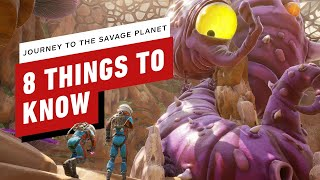 8 Things You Need to Know About Journey to the Savage Planet by IGN