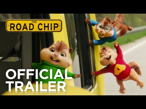 Alvin and the Chipmunks: The Road Chip (Trailer)