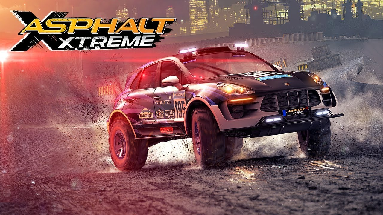Red Asphalt Game Cars