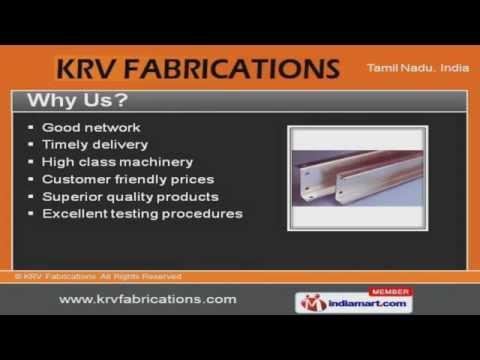 K. R. V. Fabrications