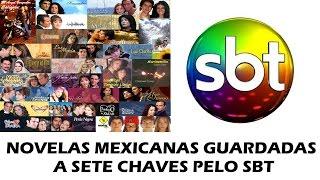 Caliente News apresenta:Novelas Mexicanas engavetadas pelo SBTConfira as novelas guardadas a sete chaves pelo SBTSaiba quais são as tramas compradas pelo SBT, dubladas e que não passaram nas tardes da emissora e que provavelmente virarão remakes.INSCREVA-SE NO CANAL Caliente News!Clique: https://www.youtube.com/c/CalienteNewsOficial?sub_confirmation=1ASSISTA TAMBÉM:Artistas Mexicanas com Silicone: https://www.youtube.com/watch?v=eqOAGu852cE&t=12sAssustador: A Verdadeira História da Mansão da Família Bracho (A Usurpadora): https://www.youtube.com/watch?v=JP82OQ9SRyAAs MaioresTransformações dos Artistas das Novelas Mexicanas: https://www.youtube.com/watch?v=boardedmHHAFaça parte do canal Caliente News e fique por dentro de tudo que acontece no mundo dos Artistas Latinos e das Novelas Mexicanas.Clique e inscreva-se: https://www.youtube.com/c/CalienteNewsOficial?sub_confirmation=1Curta, comente e compartilhe os vídeos do canal com seus amigos!Gracias!