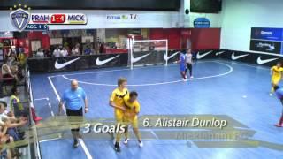 Mickleham United Kingdom  city images : Prahran v Mickleham, 2013 Playoffs, Leg 2, Futsal Oz: NIKE V-League Premiership