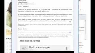 Enviar el cv, trabajar en las principales empresas de España