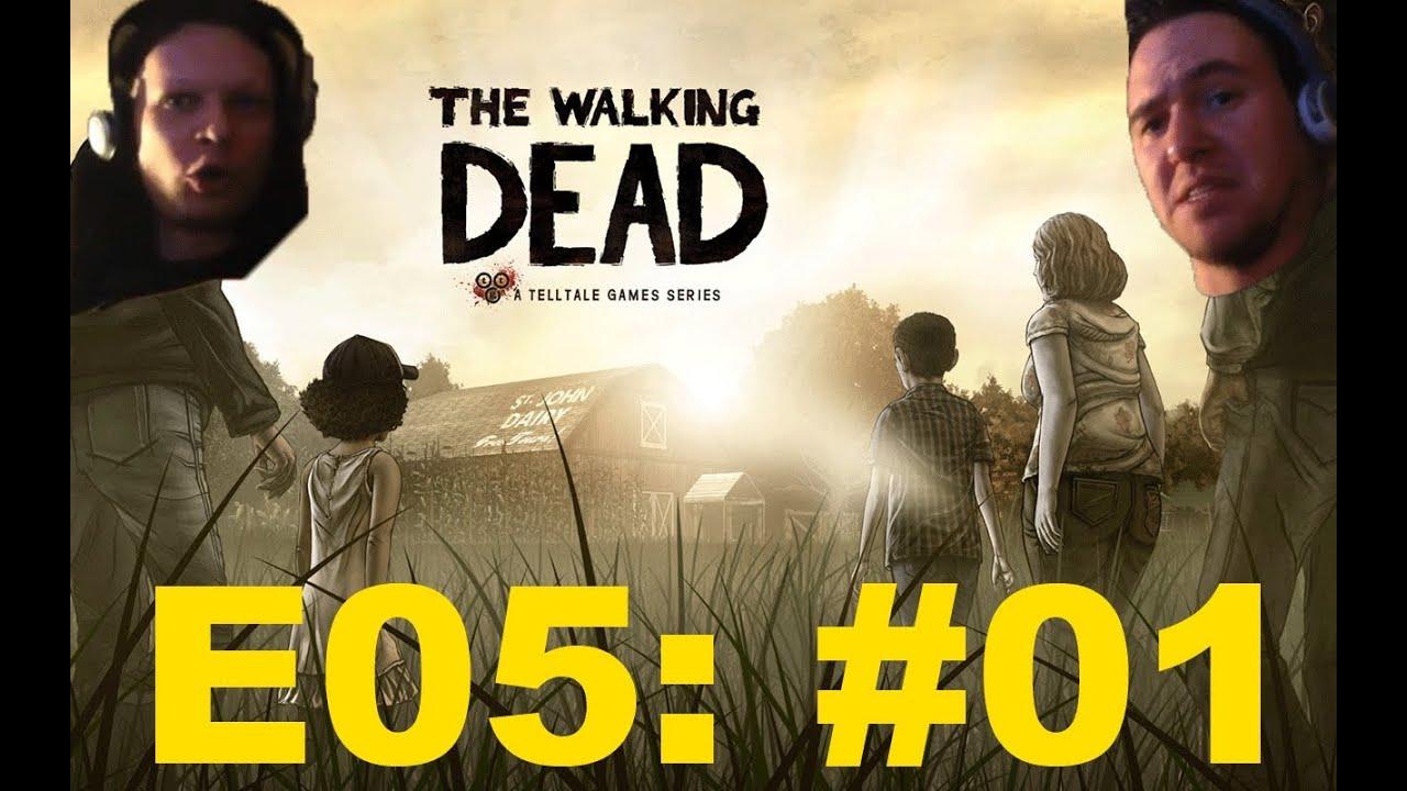 Spiele-Ma-Mo: The Walking Dead – Episode 5 (Part 1 – 3)