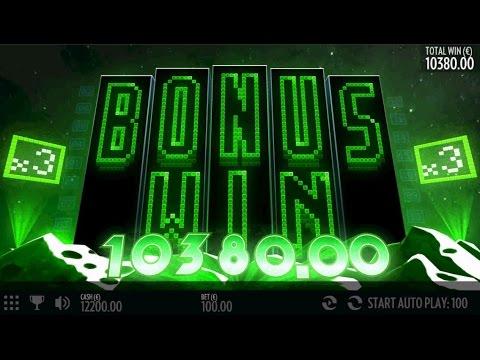 ARCADER - SLOT MACHINE - Bonus MEGA Win