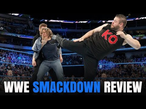 WWE SmackDown 20 March 2018 Results And Highlights  Bryan Returns To InRing Action Sportskeeda Hindi