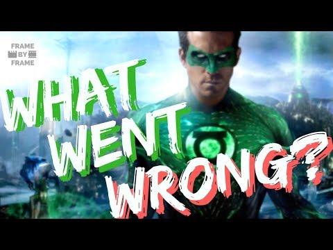 Green Lantern: Why It Didn't Work
