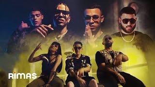 Mi Llamada RMX – Lyanno, Rauw Alejandro, Lunay, Alex Rose, Cazzu, Eladio Carrion, Lenny Tavarez