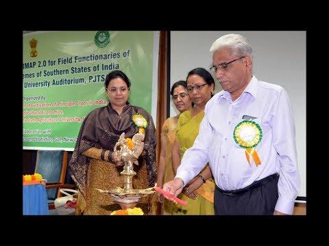 , PJTSAU-Cost of Cultivation Scheme Workshop 2018