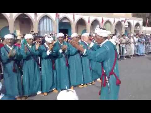 التراث الموسيقي الأمازيغي من داخل مهرجان تيميزار الفضة 2016