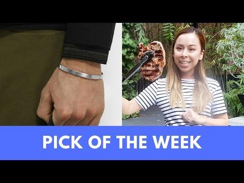POTW: Men's Silver Bracelet & Cuff