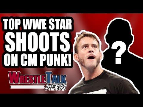 CM Punk HOSPITALISED After UFC Fight! WWE Star SHOOTS On CM Punk! | WrestleTalk News June 2018