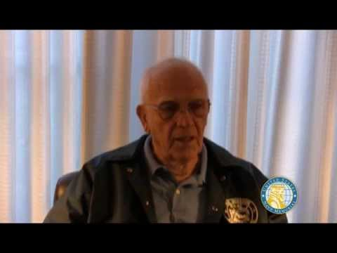 USNM Interview of James Leap Part Two the Loss of Captain Edsall and the helicopter spotting