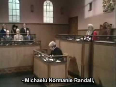 Monty Python - Seryjny morderca (polskie napisy)