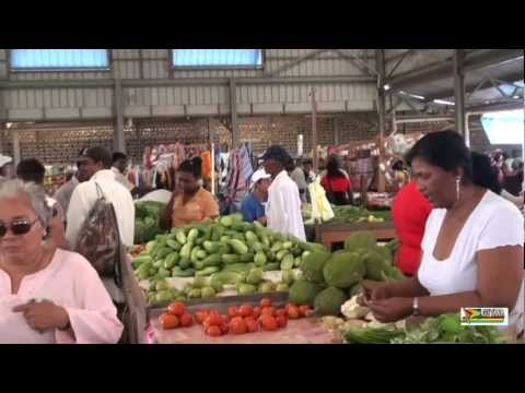 Berbice - Rose Hall Town Municipal Market opens seven days a week. It is very busy during the morning hours.This market cater for the needs of the community and the ne...