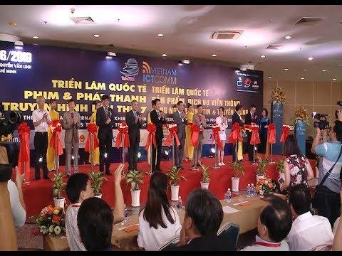 Triển lãm Vietnam ICTComm – Telefilm 2019 thu hút 450 doanh nghiệp tham gia