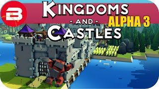 Kingdoms and Castles Gameplay: TOWER BRIDGE! #21 - Lets Play Kingdoms & Castle Alpha