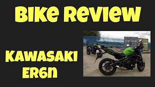 6. Training - School - Bike - Review - Kawasaki - ER6n - 650cc - DAS - Manchester
