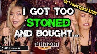 THINGS I BOUGHT ON AMAZON WHILE STONED by Kimmy Tan