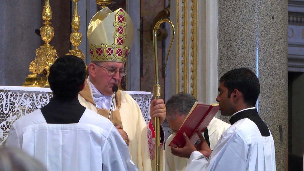 30 septembre : Messes d'action de grâces à Rome