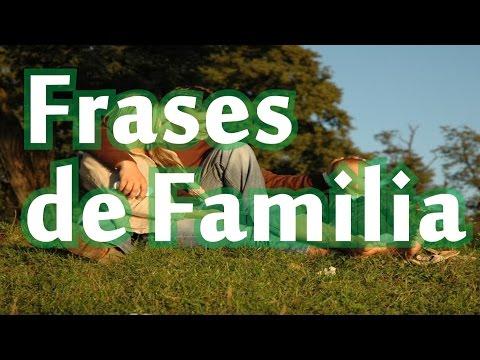 Frases lindas - Belas Frases Sobre Familia