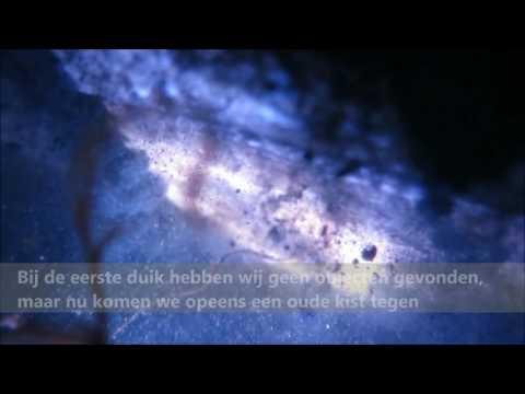 Duikers vinden mogelijk eeuwenoude kist in Reigerplas