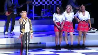Rod Stewart  - Rhythm of My Heart  Live 2018