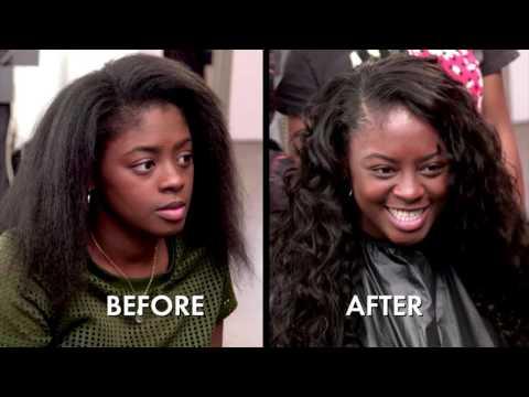 Stacey Kutz   LA Hair Season 5 episode 8 Snippet