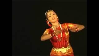 Glimpse of Bharatanatyam Varna
