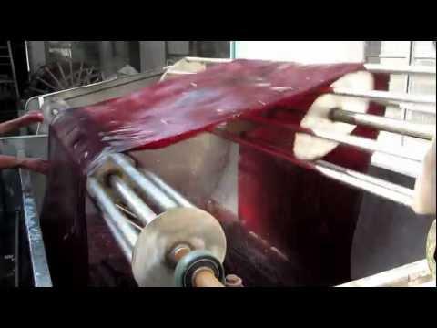 Dyeing - Velvet Winch Washing.MOV