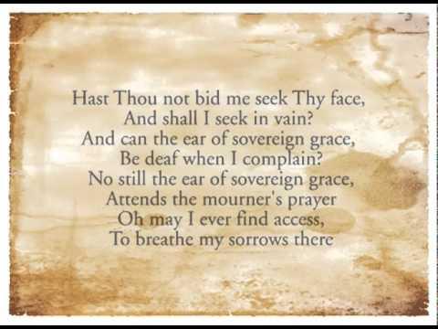 Dear Refuge of My Weary Soul - Indelible Grace (feat. Sandra McCracken)