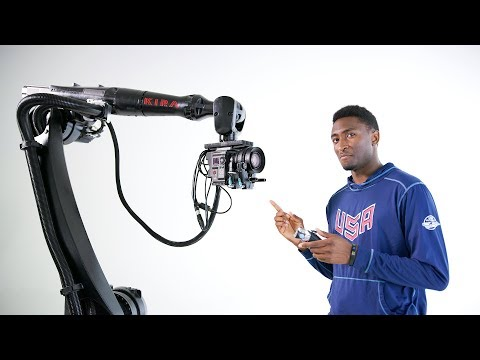 Dope Tech: Camera Robots! (видео)