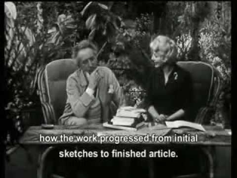 Jean Cocteau Documentary #1