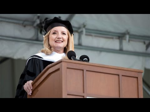 College - Arianna Huffington, editor-in-chief of the Pulitzer Prize-winning online news website that bears her name, was the speaker at Smith College's 135th commencem...