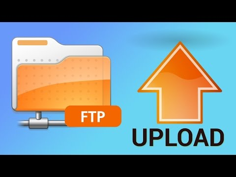 how to provide ftp link