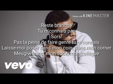 Lefa - Reste Branché Feat Sexion D'assaut (lyrics+audio)