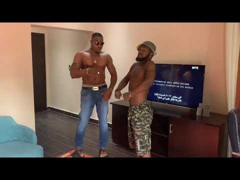 THE GYM ( full video) #brodashaggi #oyahitme