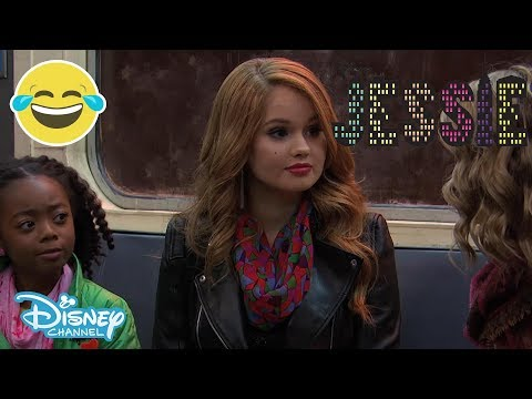 GOOD - Teddy needs to get to NYU but she gets stuck on the Subway! Will Jessie be able to help her get there in time? Watch Good Luck Jessie on Disney Channel and v...