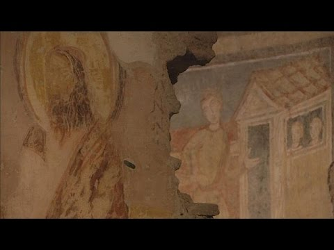 Ρώμη: Άνοιξε ξανά για το κοινό η Βασιλική της Σάντα Μαρία Αντίκουα – science